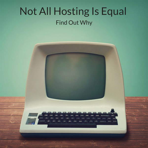 How to choose the right Web Hosting for your business.