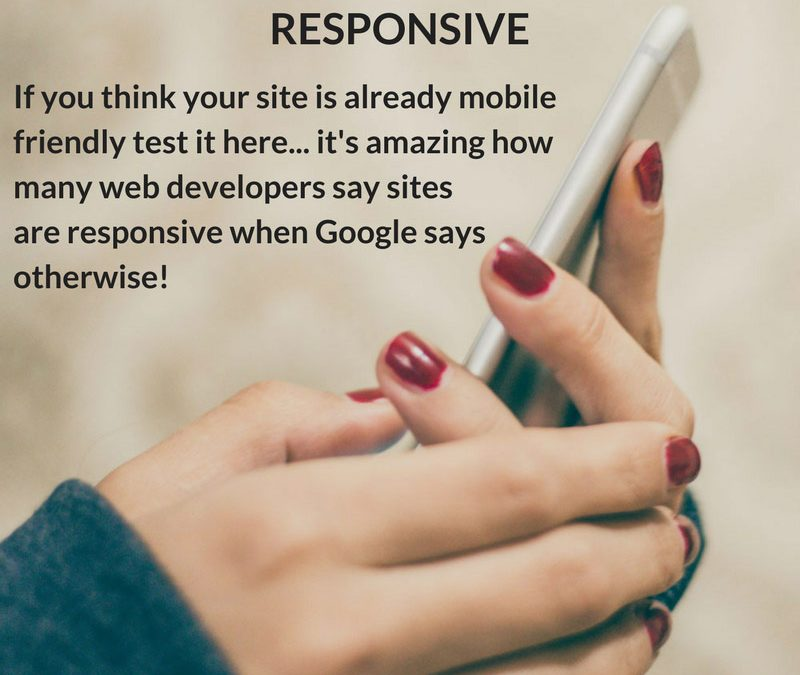 4 Reasons your Website MUST use responsive design in 2018